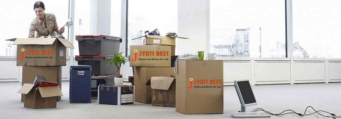 Jyoti best packers Office Relocation Services